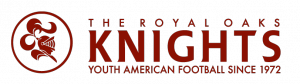 Club Deportivo Elemental THE ROYAL OAKS KNIGHTS FOOTBALL